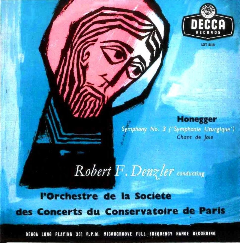Arthur Honegger (1892-1955) Orchestre 20150311
