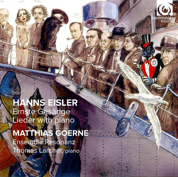 Hanns EISLER Eisler10