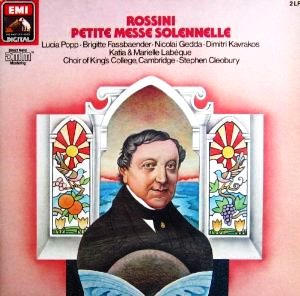 Petite messe solennelle de Rossini (1863/1867) Rossin12