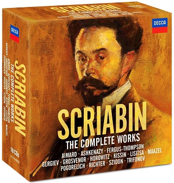 Scriabine - Oeuvres symphoniques - Page 7 Scriab10