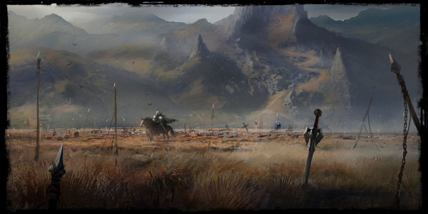 La vallée d'Ildir Battle10