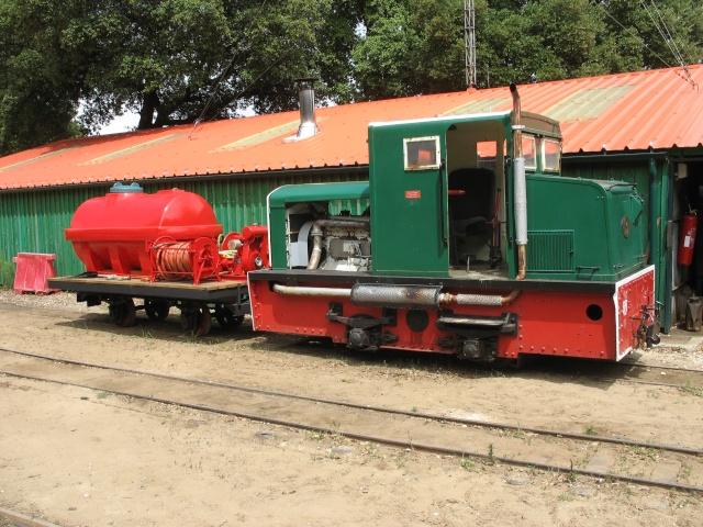 Retour de balade (petit train de St Trojan ) Wagons10