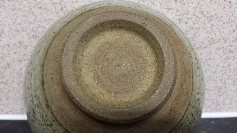 id help on stoneware bowl - Cooper or Rait Pottery?  20150250