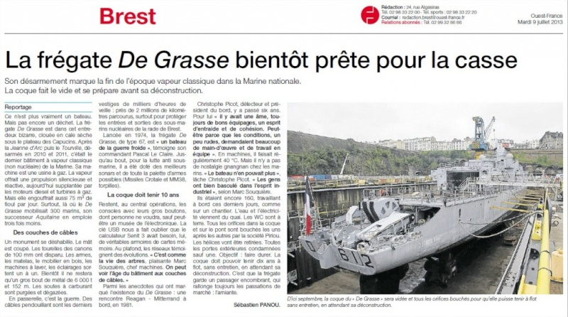 DE GRASSE (FRÉGATE) - Page 7 21439210