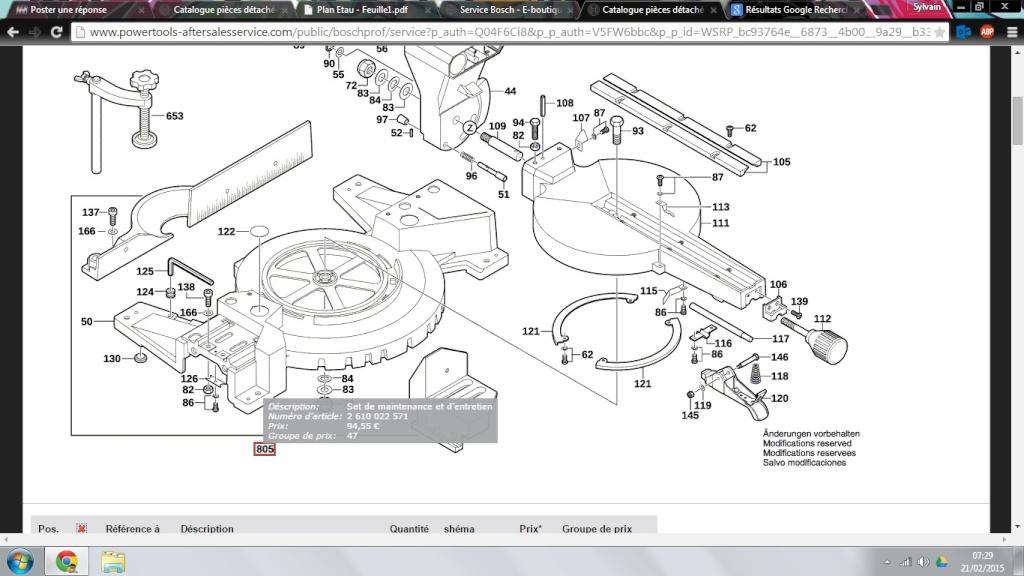 guide de scie à onglet pas droit Bosch_11
