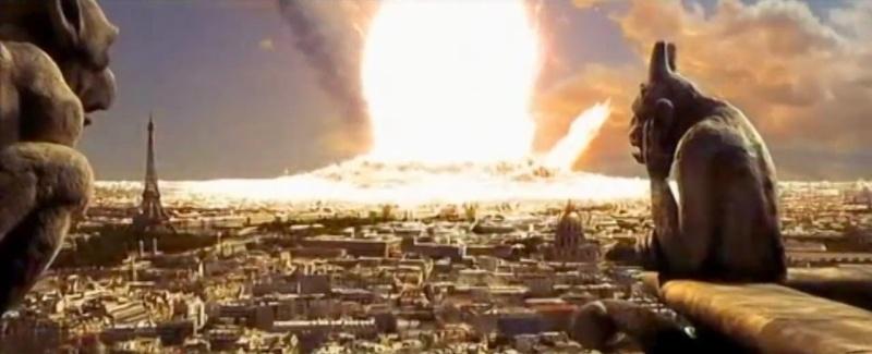 L'anéantissement de Paris dans les prophéties  Destru10