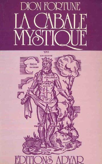 Dion Fortune: la Kabbale mystique Dion_f10