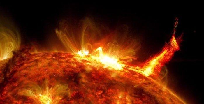 VIDEO. La NASA livre de superbes images du Soleil Sans-t13
