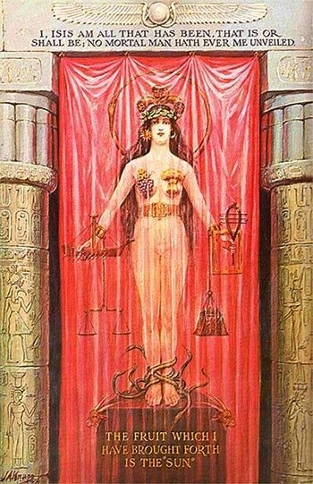 Hermès Trismégiste: la Vierge du Monde Vierge10