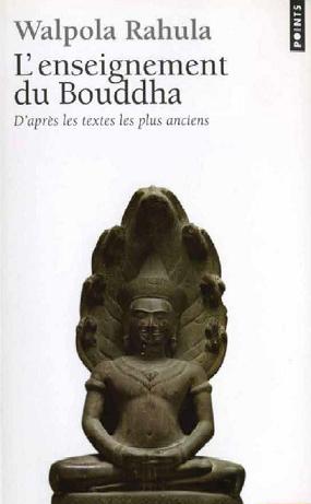 Walpola Rahula: L'enseignement du Bouddha Walpol10