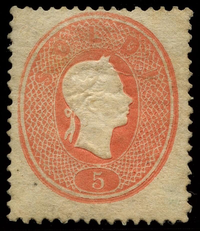 Lombardei-Venetien, Ausgabe 1861/62 12_bla10