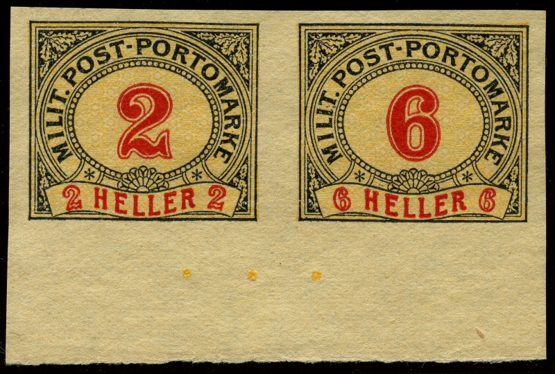 Portomarken Bosnien-Herzegowina Img35310
