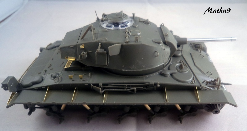 M24 Chaffee AFV Club 1/35 Dsc02729