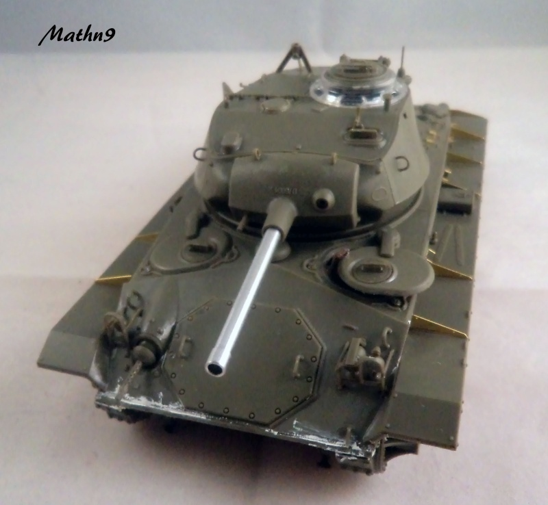 M24 Chaffee AFV Club 1/35 Dsc02730