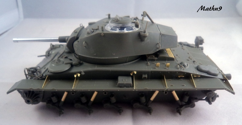 M24 Chaffee AFV Club 1/35 Dsc02731