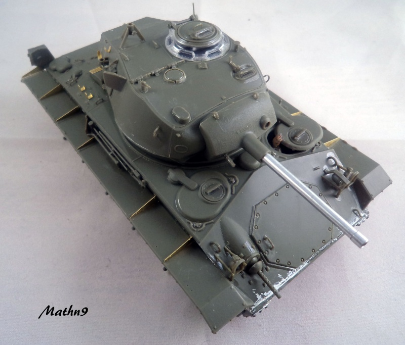 M24 Chaffee AFV Club 1/35 Dsc02732