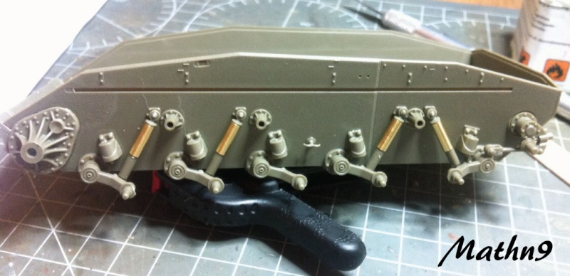 M24 Chaffee AFV Club 1/35 Img_1941