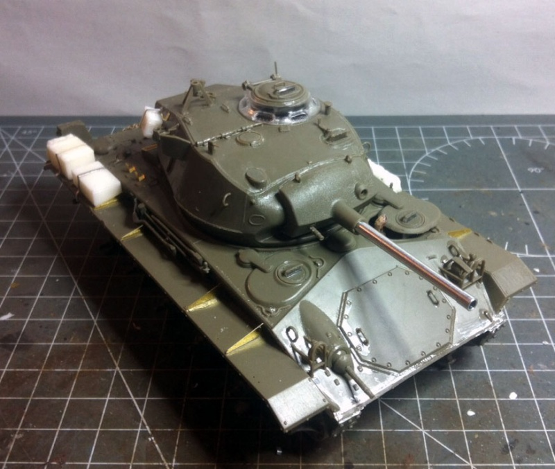 M24 Chaffee AFV Club 1/35 Img_1950