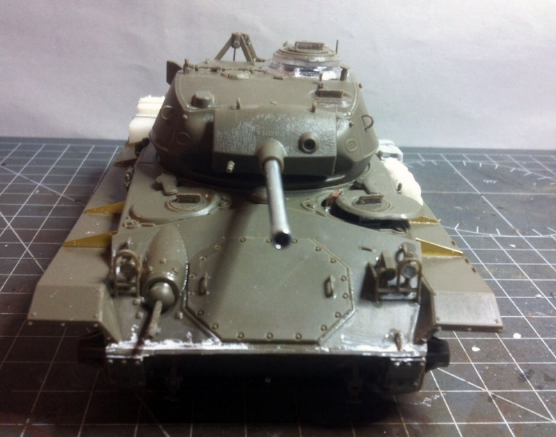 M24 Chaffee AFV Club 1/35 Img_1951