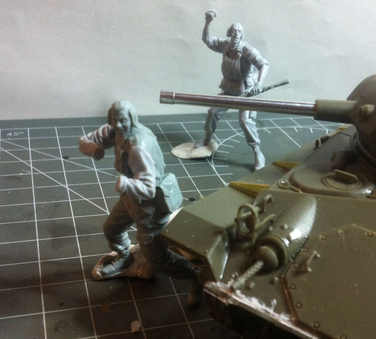 M24 Chaffee AFV Club 1/35 Img_1956
