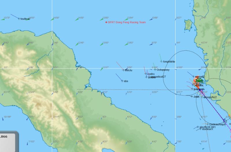 VLM....VOLVO OCEAN RACE 3 Captur14