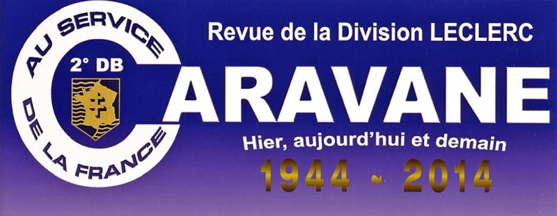 CARAVANE, la revue de l'Association de la 2ème DB Carava10