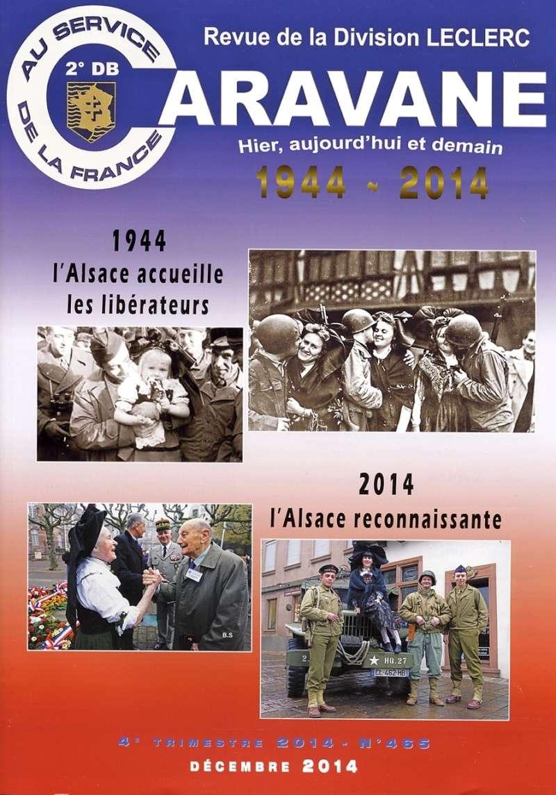 CARAVANE, la revue de l'Association de la 2ème DB Carava11