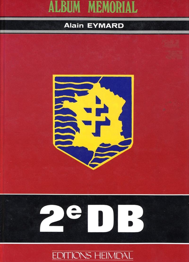 Alain EYMARD - ALBUM MÉMORIAL 2e DB (Heimdal) Img80410