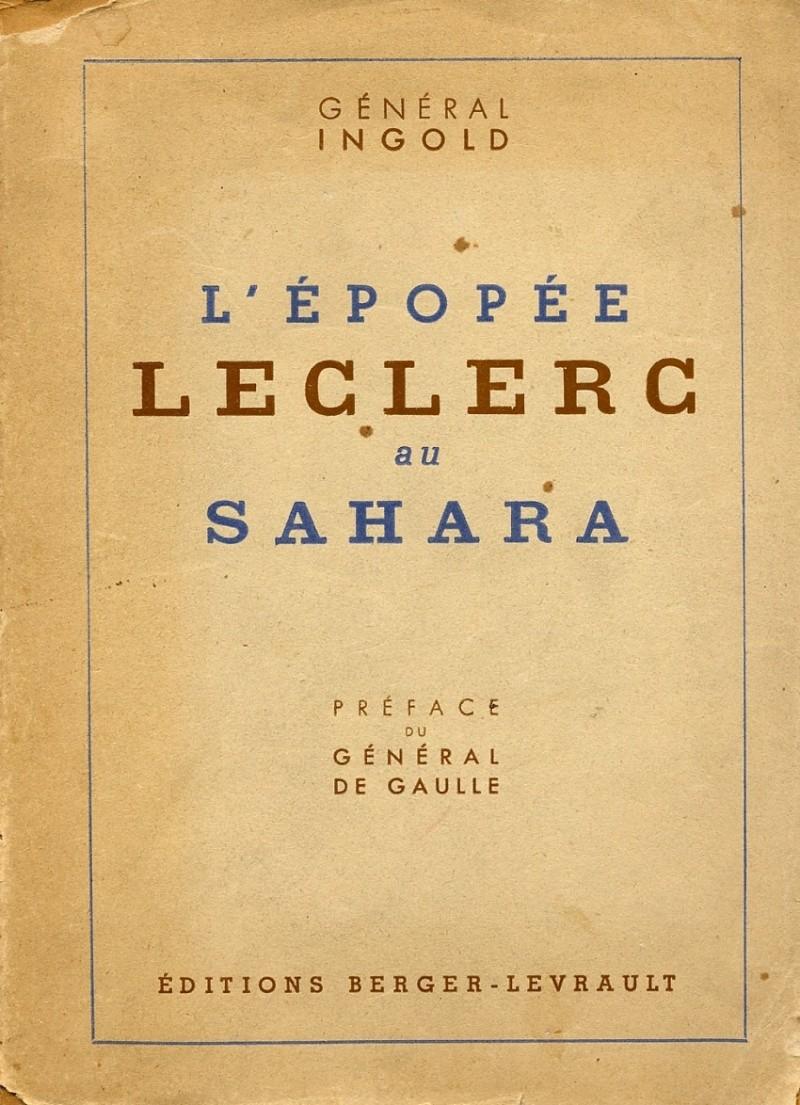 François INGOLD L'épopée Leclerc au Sahara Img82910