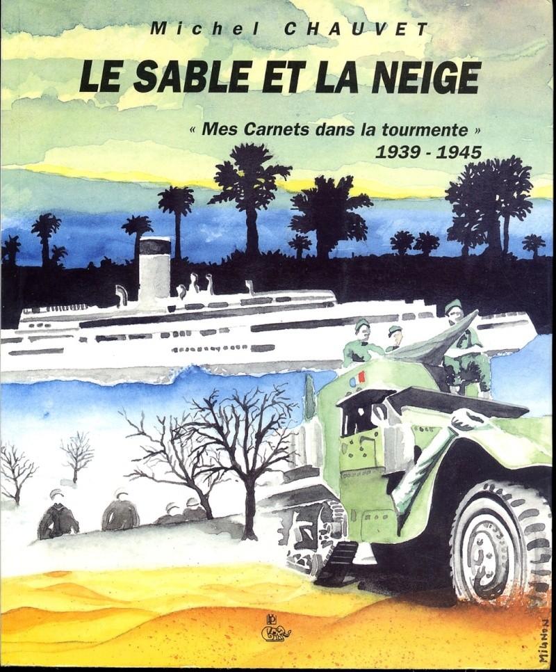 Michel CHAUVET - Le sable et la neige Img83410