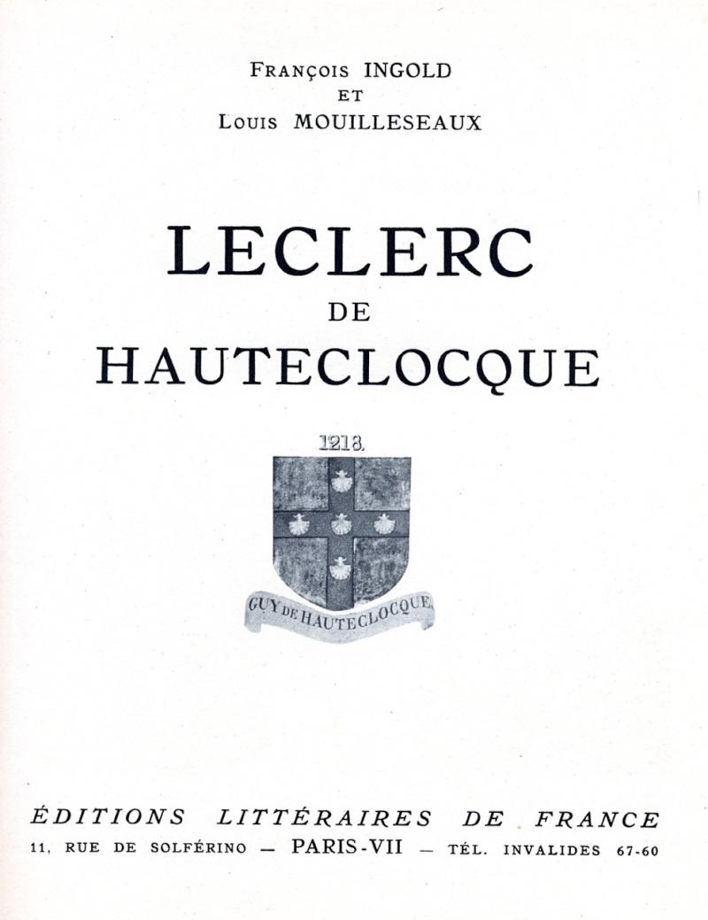 INGOLD & MOUILLESEAUX - Leclerc de Hauteclocque Img83710