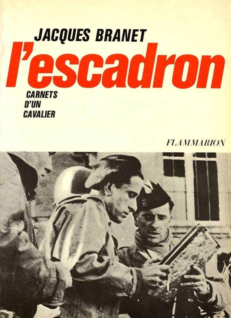 Jacques BRANET - L'escadron Carnets d'un cavalier Img84710