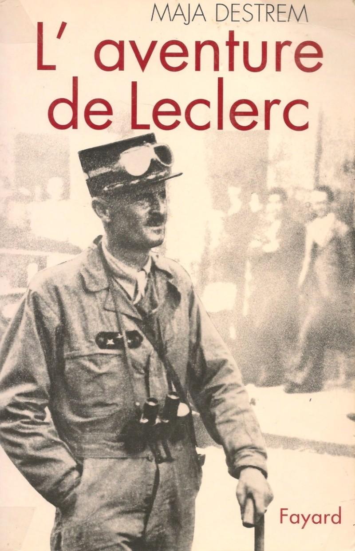 Maja DESTREM - L'aventure de Leclerc L_aven10