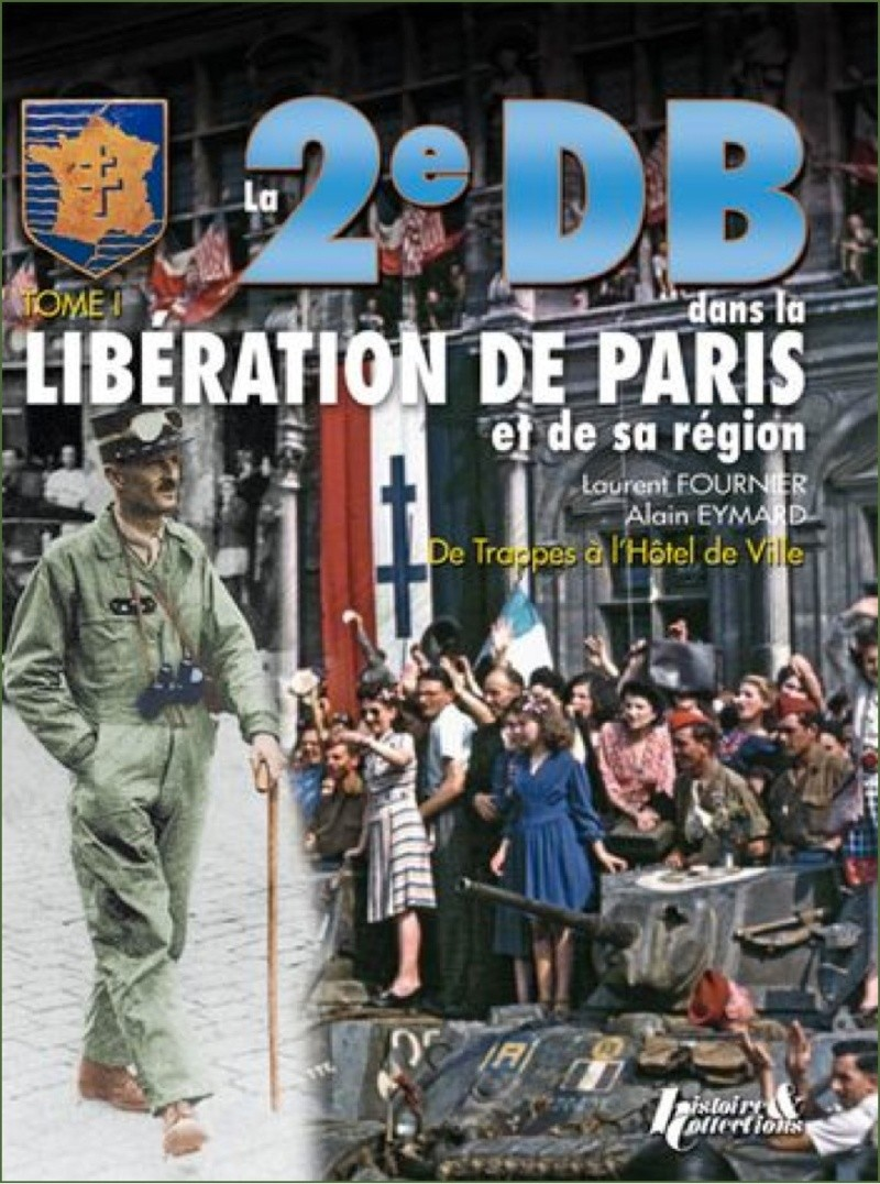 La 2e DB dans la LIBÉRATION DE PARIS & de sa région Liby_p10
