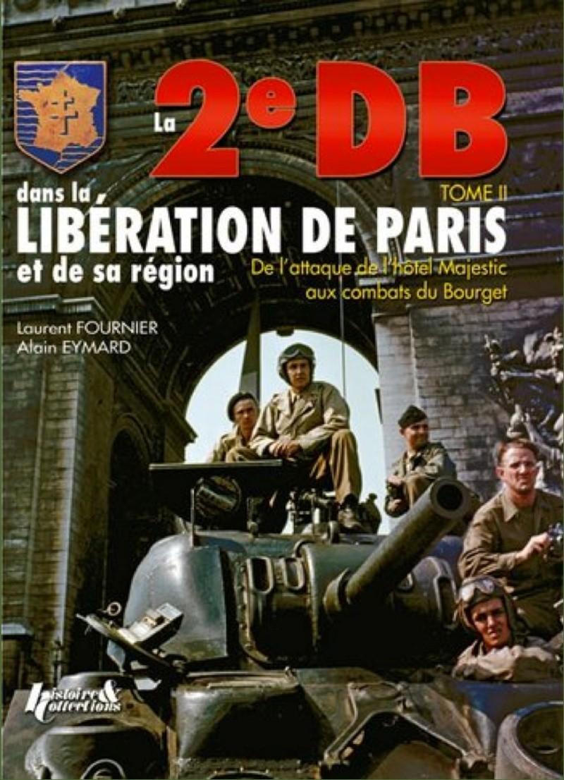 La 2e DB dans la LIBÉRATION DE PARIS & de sa région Liby_p11