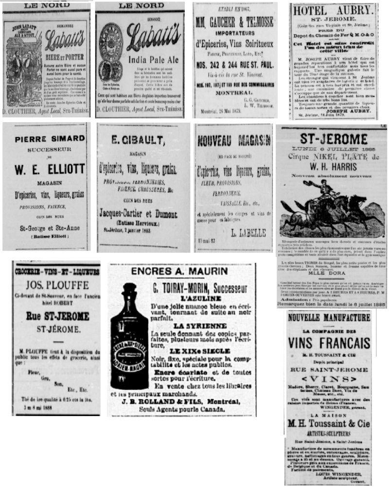 Vieille pub de journaux Feuill11