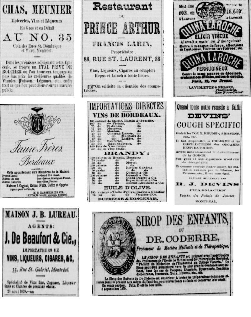 Vieille pub de journaux Feuill12
