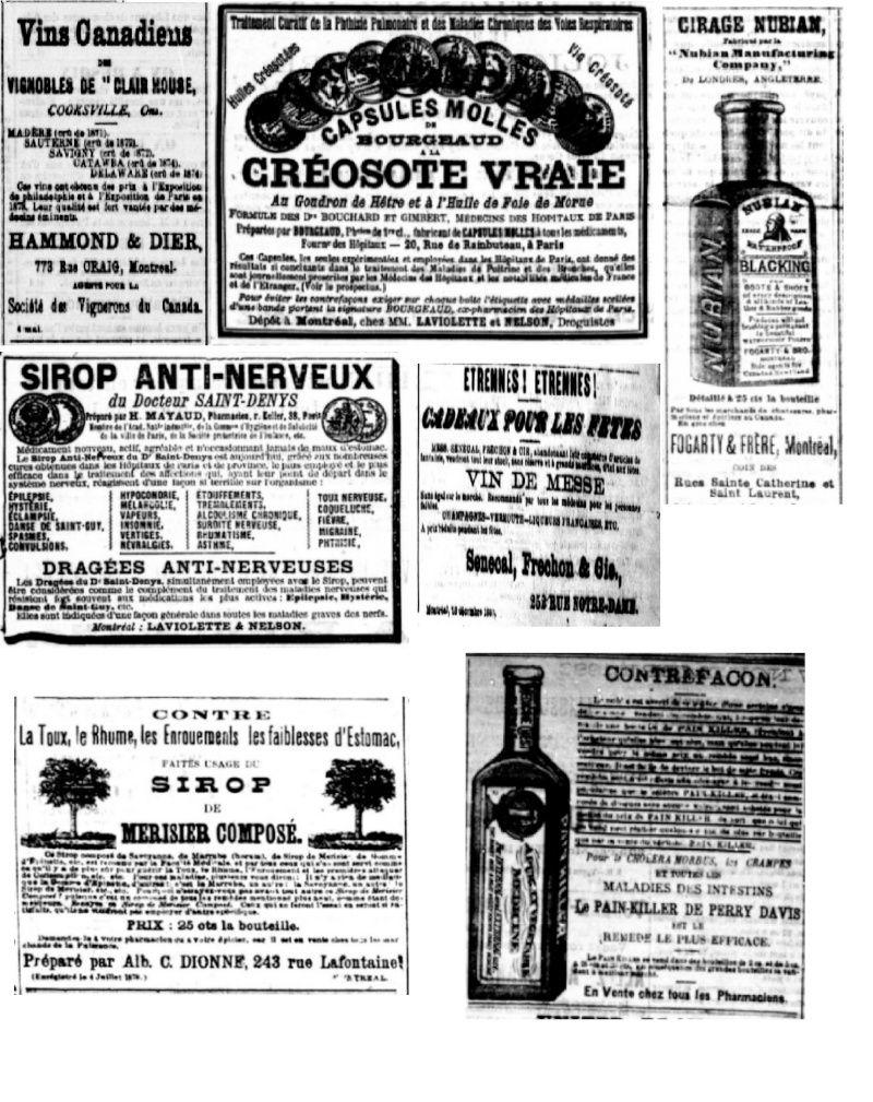 Vieille pub de journaux Feuill13