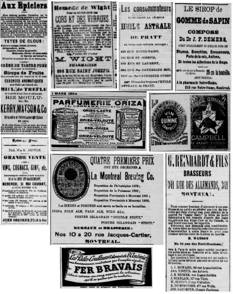 Vieille pub de journaux Feuill15