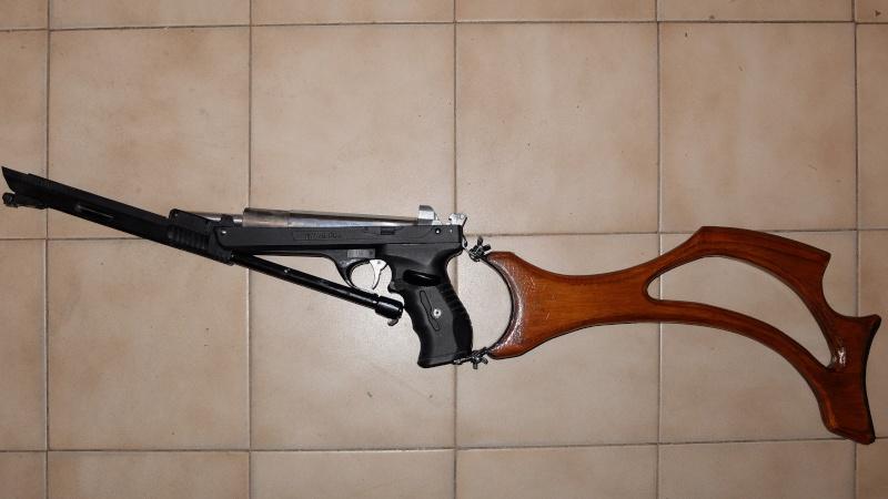 Pistolet carabine HW40 Dscf8516
