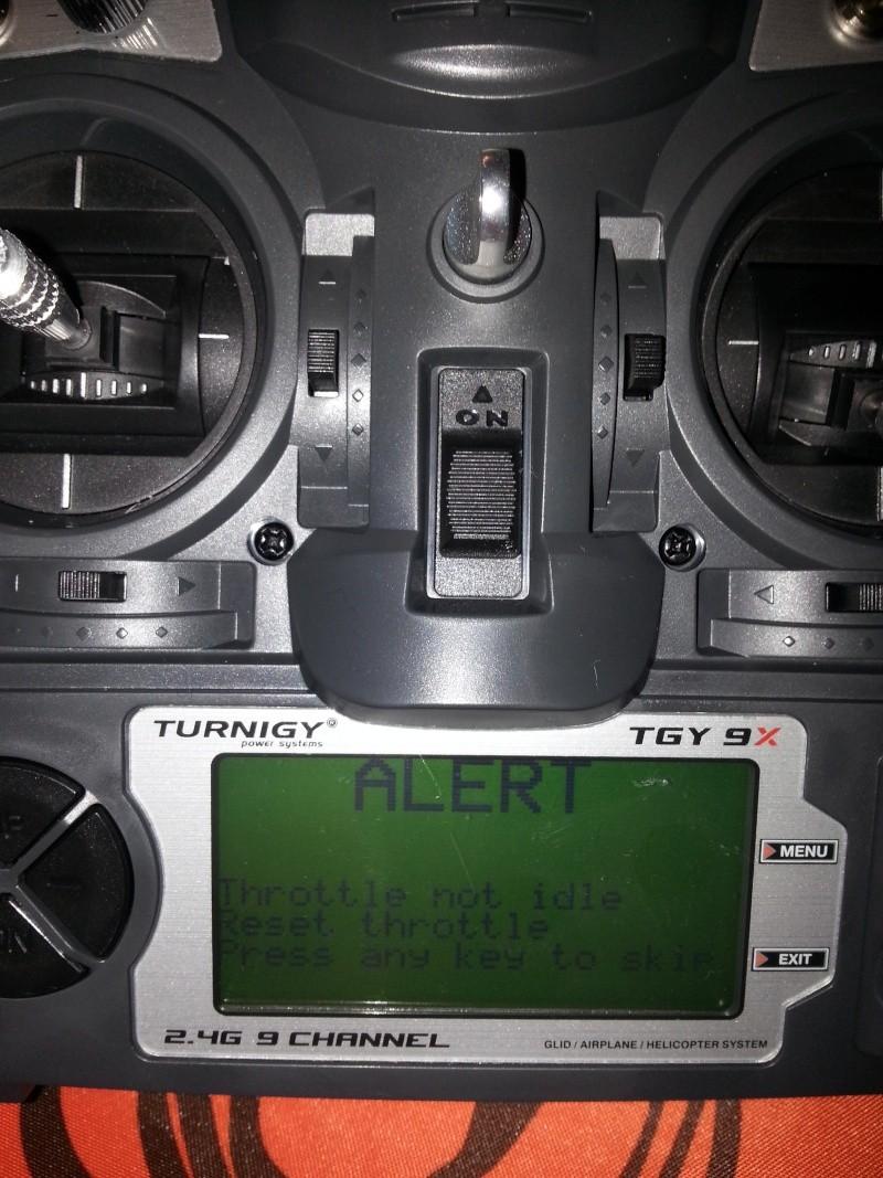 Flasher la turnigy 9X & 9XR 20121114