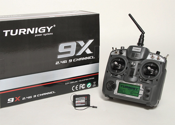 Flasher la turnigy 9X & 9XR Mready10