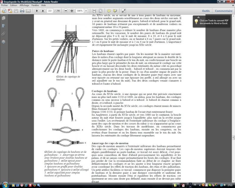 L'Hermione   au 1/89 èmè       A Latina - Page 3 Hauban10