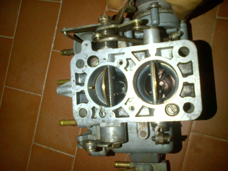 carburatore lancia gamma da 2000 /2500 06010
