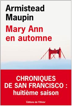 [Maupin, Armistead] Chroniques de San Francisco - Tome 8: Mary Ann en automne Maryan10