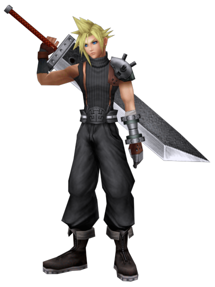 Top 5 Characters you want the most.  Cloud_11
