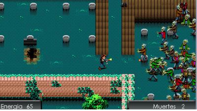 [PSP] Jeux Homebrew et indé Biohaz10
