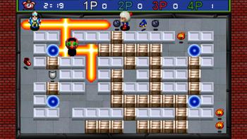 [PSP] Jeux Homebrew et indé Bomber10