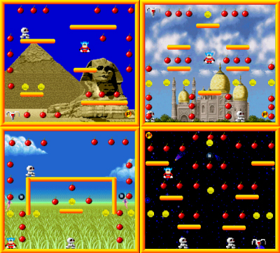[PSP] Jeux Homebrew et indé Bombja10