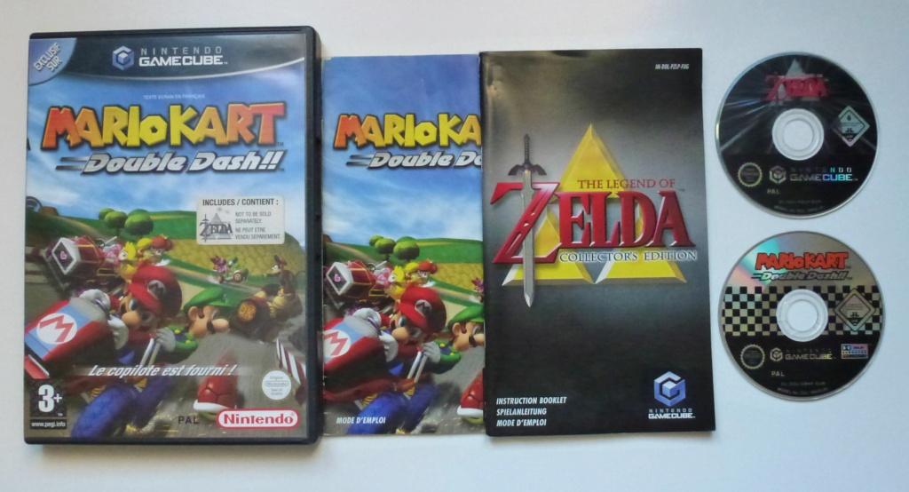 Mario Kart: Double Dash!! + Zelda Collector Edition P1020712